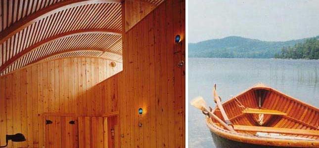Environmental Idyll: Tofte Cabin