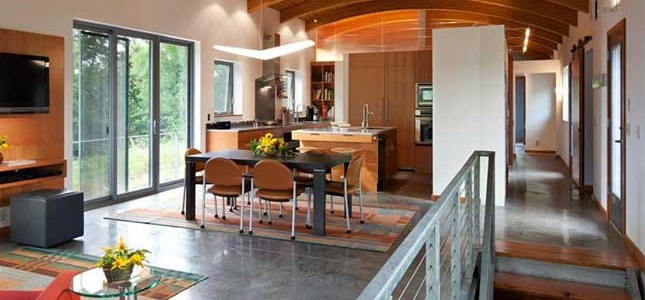 Sustainable Home receives Building Excellence Award