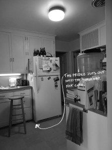 why a new kitchen before 2